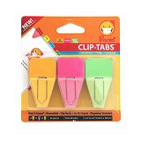 PRONTO Clip Tab [PCT-009A] - Sticky Notes